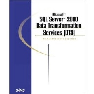 Microsoft SQL Server 2000 Data Transformation Services